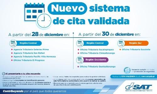 sat-guatemala-implemento-nuevo-sistema-cita-validada-pasos-requisitos