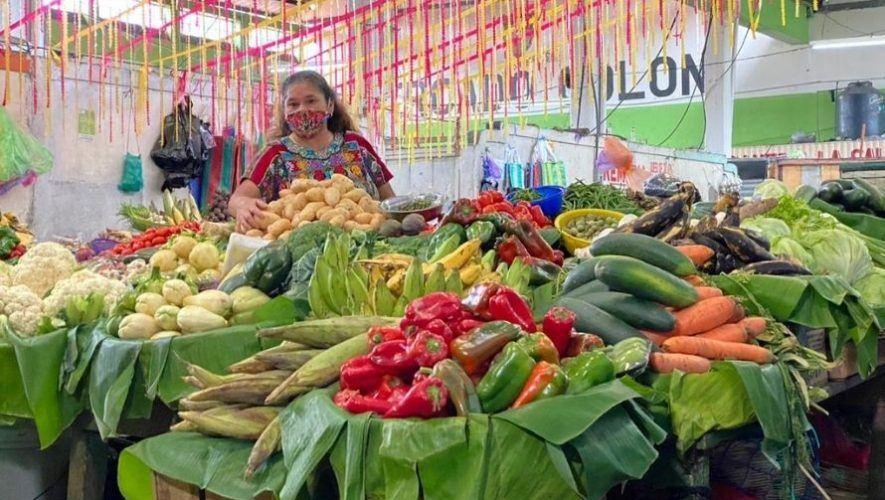 COVID-19 nuevos horarios de mercados y supermercados en Guatemala, 2021