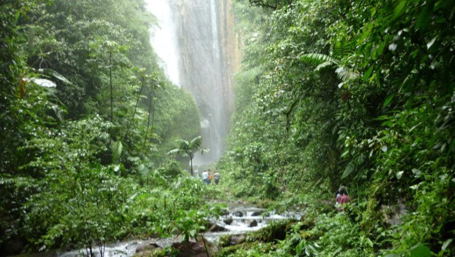Cascadas más famosas de Guatemala