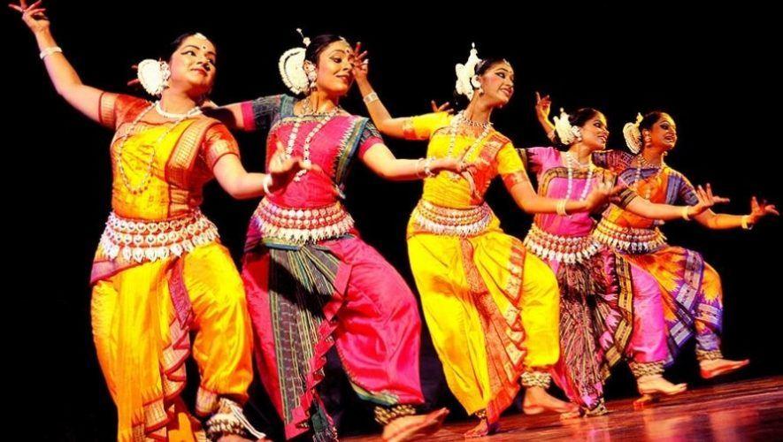 Clases virtuales de danza Odissi de la India para guatemaltecos | Febrero 2021
