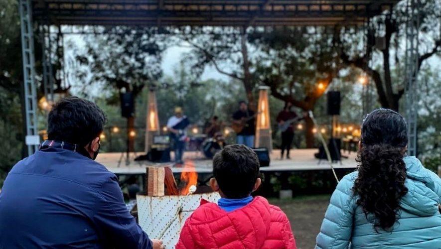 Concierto en vivo en Cervecería Catorce, Antigua Guatemala | Enero 2021