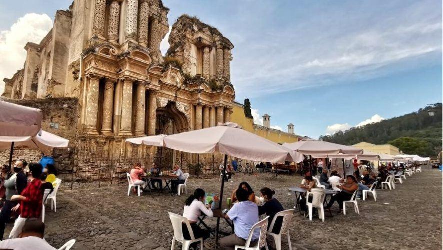 Corredor gastronómico cultural en Antigua Guatemala | Enero 2021