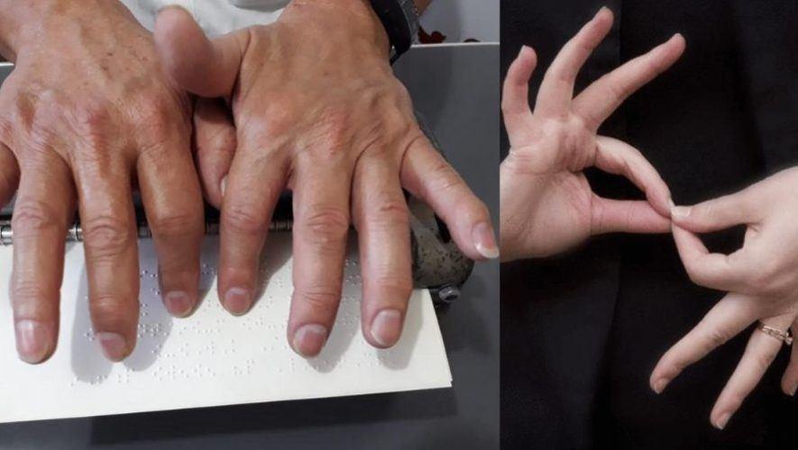 Curso en línea de braille y lengua de señas avalado por el Comité Pro Ciegos y Sordos 2021