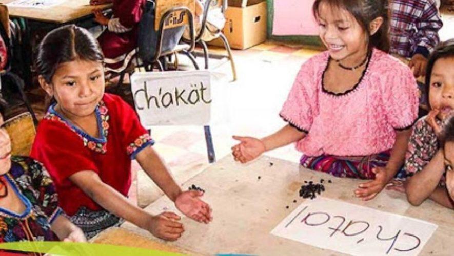 Curso gratuito de idioma maya Itza´ para los guatemaltecos 2021