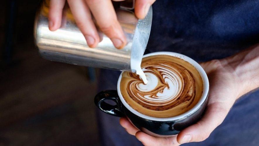 Curso para aprender latte art, figuras con café | Enero 2021