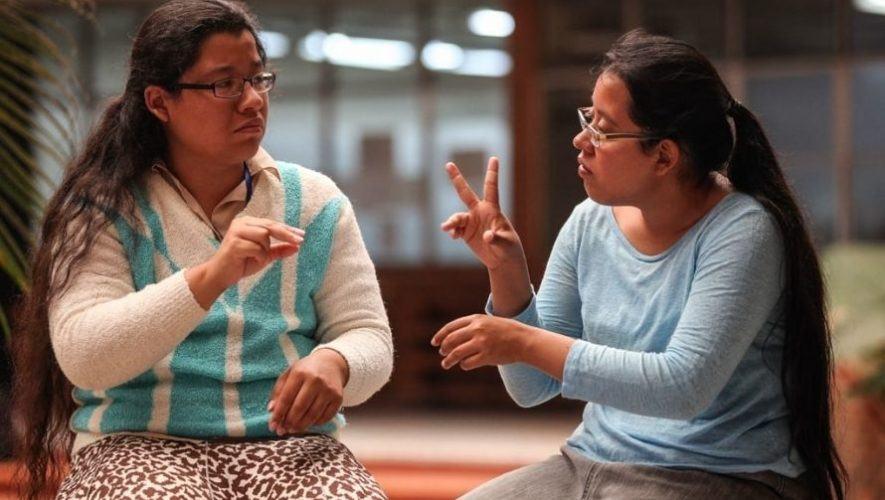 Curso virtual de lengua de señas, Comité Pro Ciego y Sordos | Febrero 2021