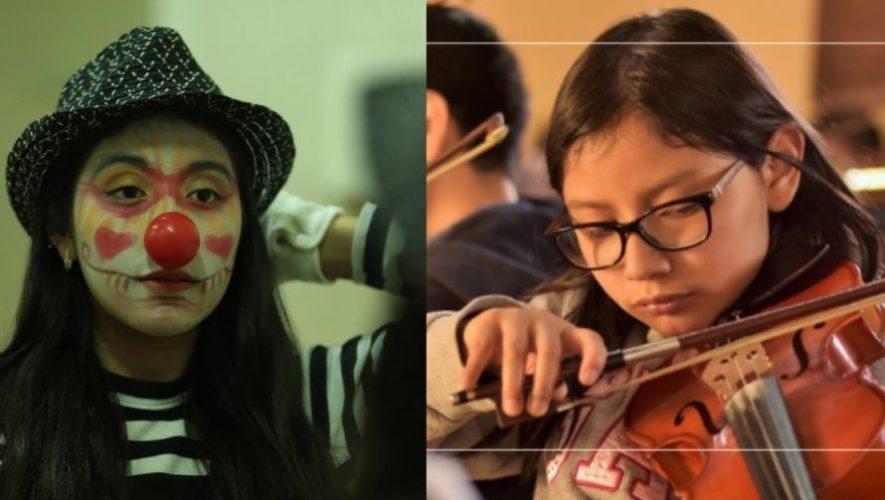 Cursos de arte, teatro, danza y canto del Ministerio de Cultura y Deportes 2021