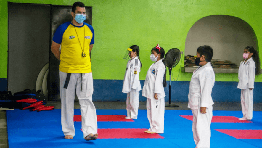 Cursos deportivos que ofrece la Fundación Olímpica Guatemalteca para este 2021