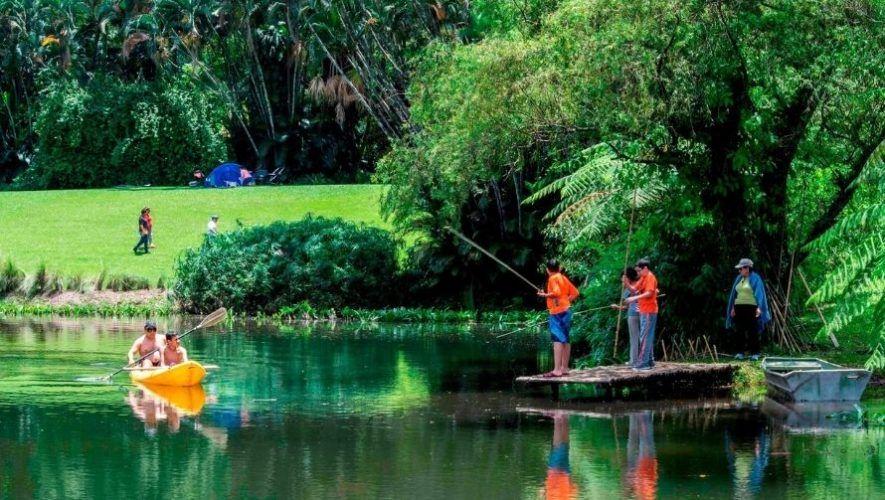 Día de campo familiar en Finca El Zapote, Escuintla | Enero 2021