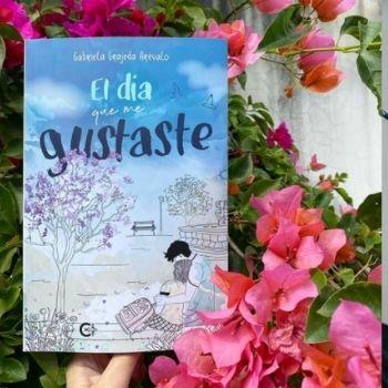 El día que me gustaste El primer libro de la autora guatemalteca, Gabriela Grajeda 2