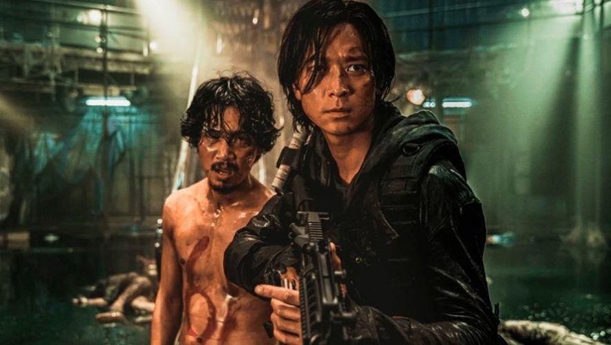 Estreno de la película Estación Zombie 2, Península   Enero 2021