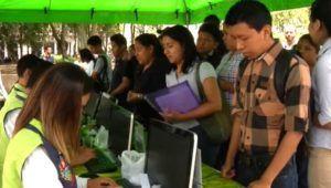 Feria de empleo en Zona 1 y Zona 10, Ciudad de Guatemala | Febrero 2021