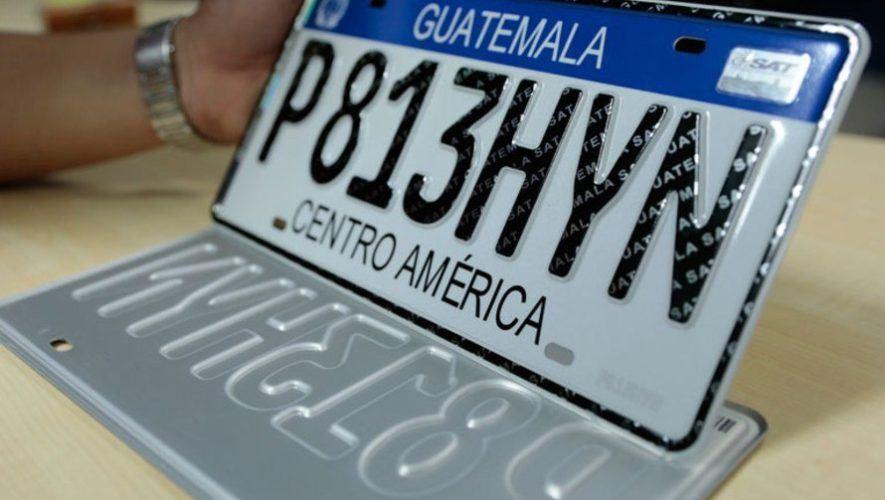 Foro virtual sobre el cambio a placas de metal en Guatemala   Enero 2021
