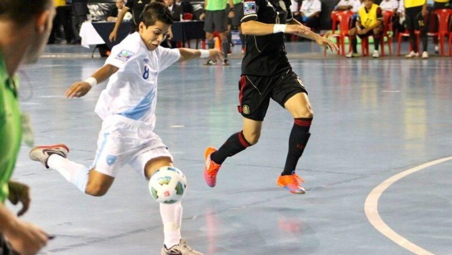 Guatemala será la sede del Premundial de futsal de la Concacaf rumbo a Lituania 2021 (3)
