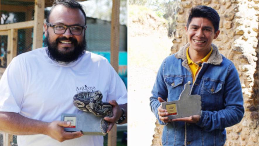Guatemaltecos fueron galardonados por «Obras que duran toda la vida»