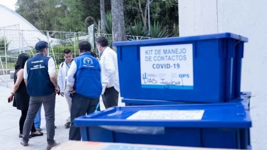 Hospitales públicos de los departamentos del país