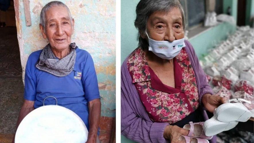 Iniciativa ofrece catálogo de artículos para apoyar a abuelitos emprendedores de Guatemala