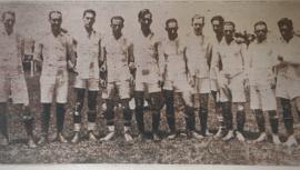 Los primeros jugadores que destacaron en la selección de fútbol Guatemala