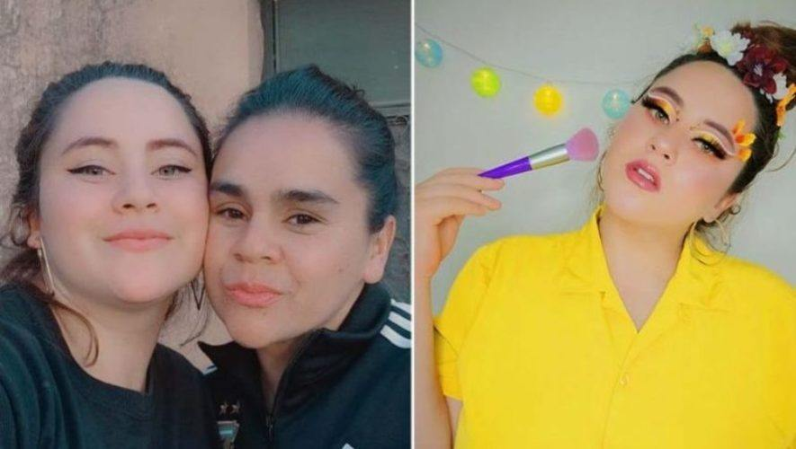 Maquillista originaria de San Juan ofrece clases en línea para ayudar a su mamá