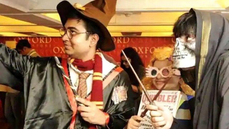 Noche virtual para fanáticos de Harry Potter en Guatemala | Febrero 2021
