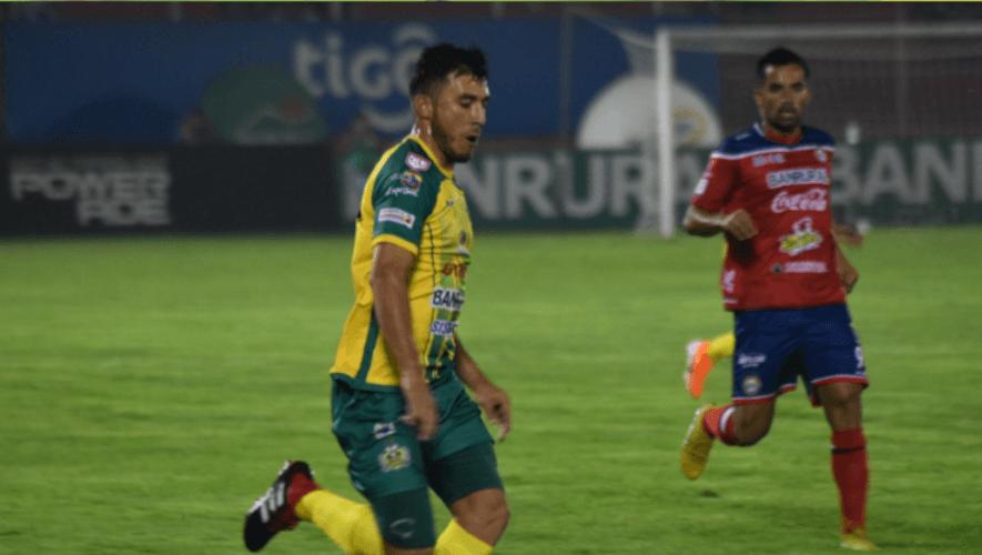 Partido de ida CD Guastatoya vs. Xelajú MC, semifinales del Torneo Apertura | Enero 2021