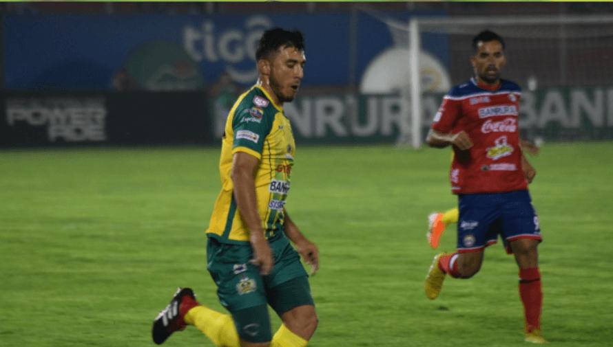 Partido de ida CD Guastatoya vs. Xelajú MC, semifinales del Torneo Apertura Enero 2021