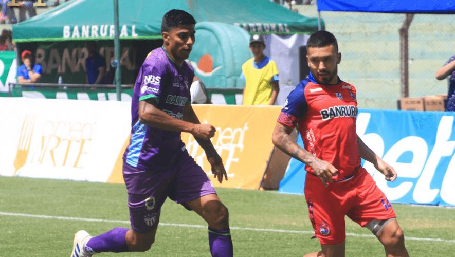 Partido de ida Antigua GFC vs. CSD Municipal, semifinales del Torneo Apertura | Enero 2021