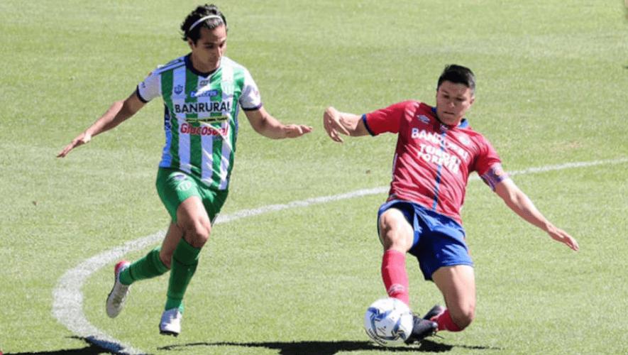Partido de vuelta CSD Municipal vs. Antigua GFC, semifinales del Torneo Apertura | Enero 2021