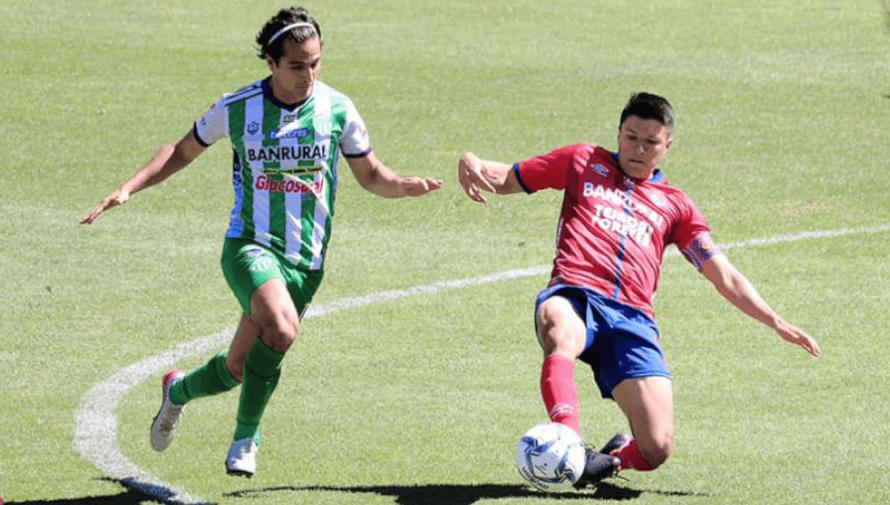 Partido de vuelta CSD Municipal vs. Antigua GFC, semifinales del Torneo Apertura Enero 2021