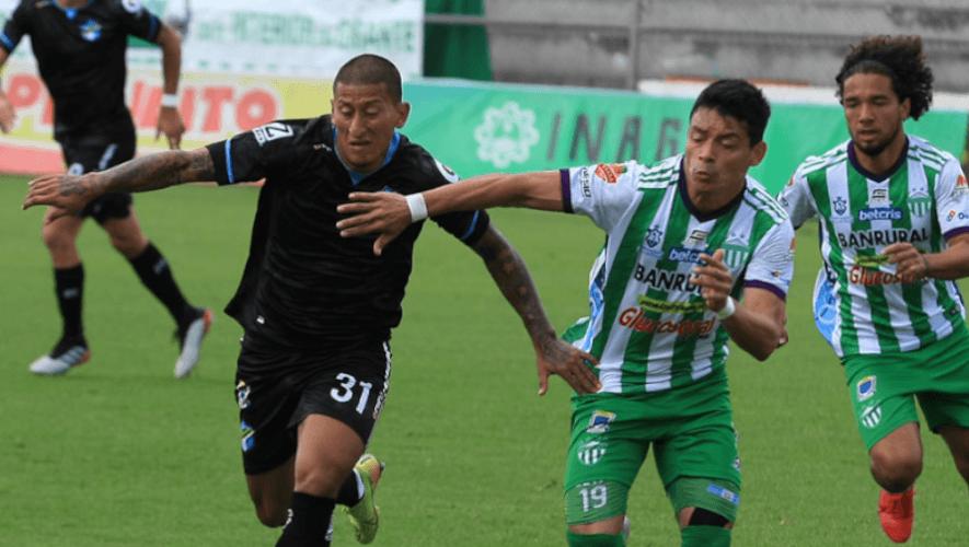 Partido de vuelta Comunicaciones vs. Antigua, cuartos de final del Torneo Apertura | Enero 2021