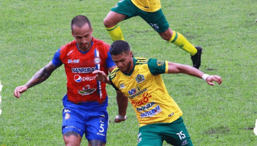 Partido de vuelta Xelajú MC vs. CD Guastatoya, semifinales del Torneo Apertura | Enero 2021