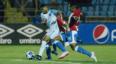 Partido amistoso Guatemala vs. Puerto Rico en el Estadio Doroteo Guamuch   Enero 2021