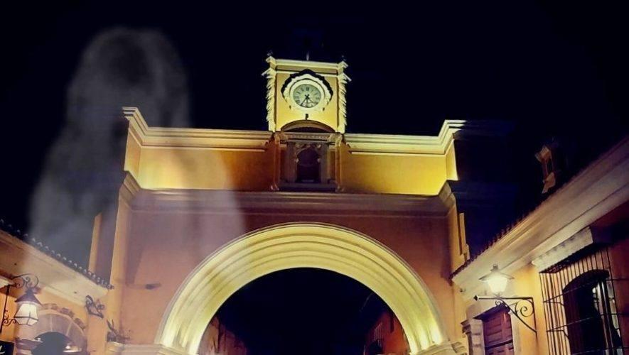 Recorrido virtual por un convento embrujado en Antigua Guatemala | Enero 2021