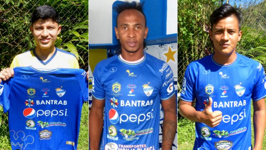 Refuerzos de Cobán Imperial para el Torneo Clausura 2021 de la Liga Nacional