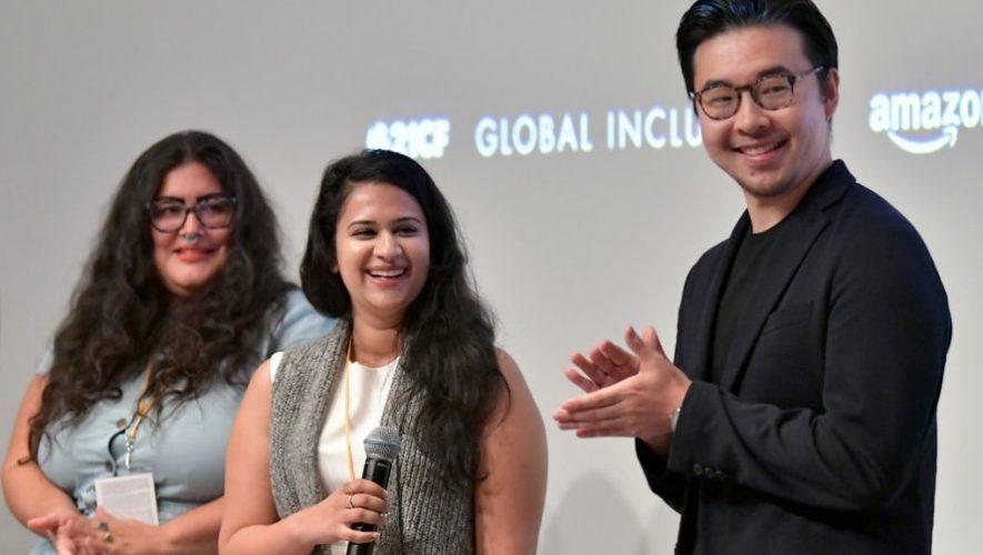 Stephanie Adams-Santos, la guionista guatemalteca que participa en Horror Stories