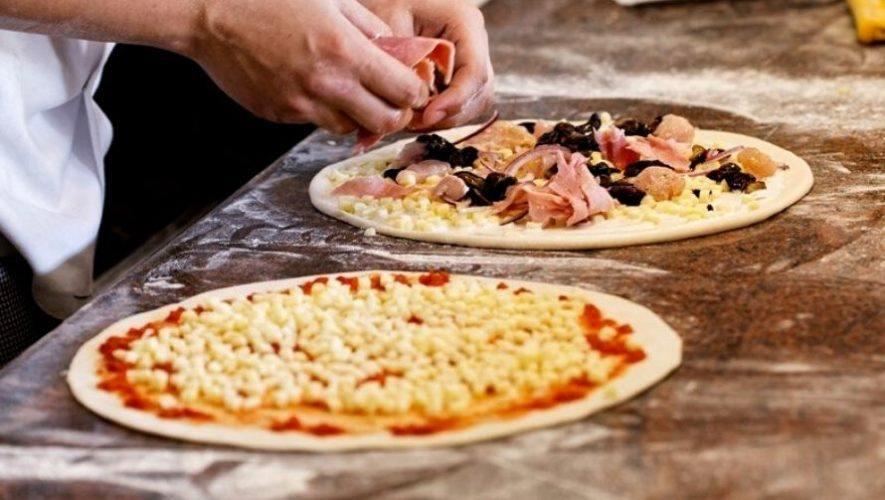Taller gratuito para preparar pizza y nudos de queso | Enero 2021
