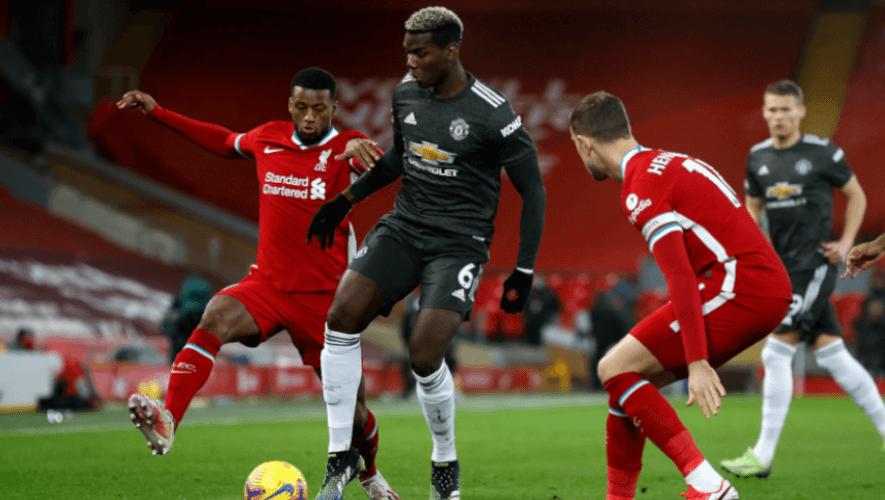 Transmisión en vivo del partido Manchester United vs. Liverpool por la FA Cup | Enero 2021