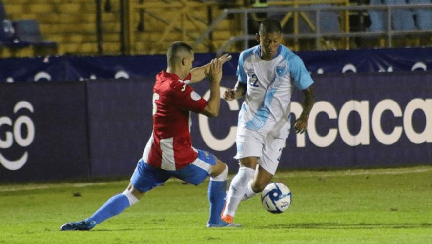 Transmisión en vivo del partido amistoso Guatemala vs. Puerto Rico, enero 2021