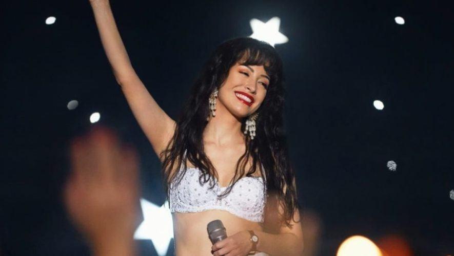 Tributo a Selena Quintanilla en Zona 11 | Enero 2021