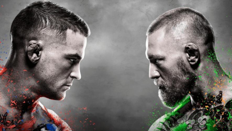 UFC 257: Horario y canales en Guatemala para ver en vivo la pelea Poirier vs. McGregor 2