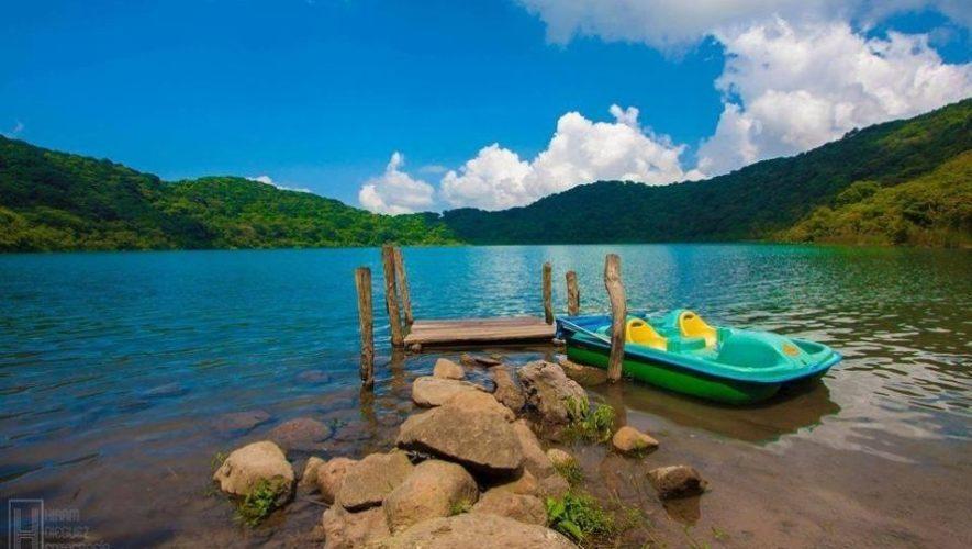 Viaje al volcán y la laguna de Ipala | Enero 2021