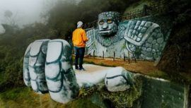 Viaje de un día a Hobbitenango y tour de chocolate | Enero 2021