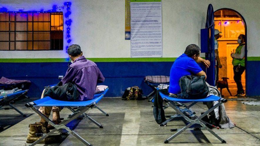 conred-habilito-albergues-guatemaltecos-temporada-frio-enero-2021