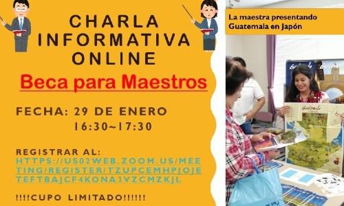 convocatoria-becas-mext-japon-maestros-guatemaltecos-2021-charla-informativa