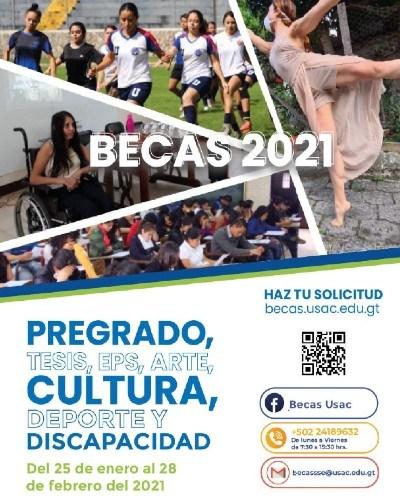 convocatoria-para-guatemaltecos-solicitar-becas-usac-2021-tipos-solictar