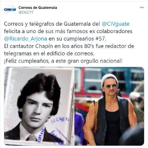 correos-guatemala-compartio-recuerdo-ricardo-arjona-redactor-telegramas-dgcyt