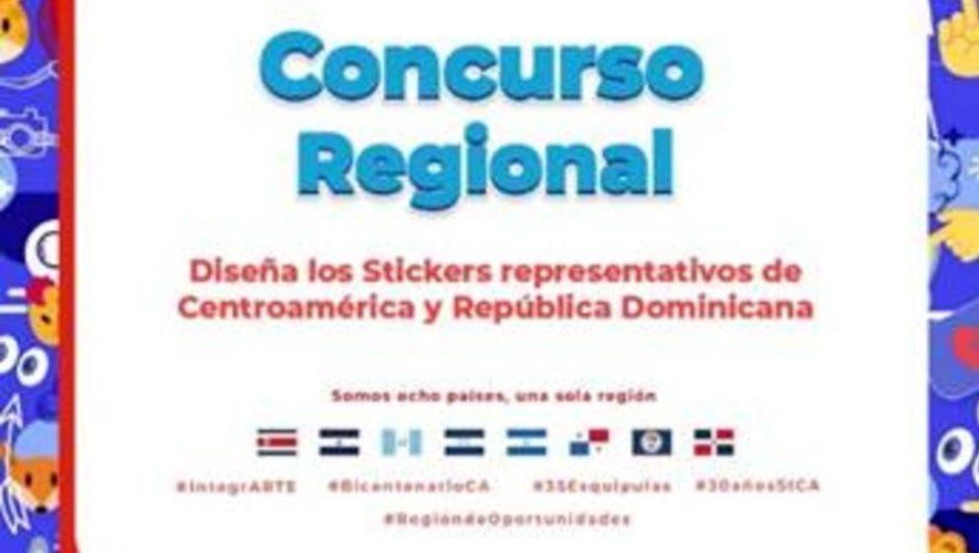 disena-stickers-representativos-centroamerica-republica-dominicana