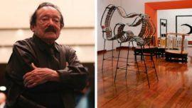 La exhibición Joaquín Orellana: La Vértebra de la Música será presentada en Estados Unidos