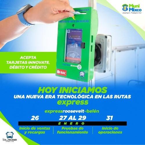 nueva-tarjeta-innovate-para-rutas-express-mixco-precio-cuanto-cuesta