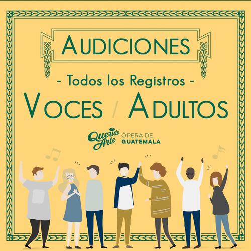 querido-arte-abrio-convocatoria-para-cantantes-guatemaltecos-enero-2021-voces-adultos